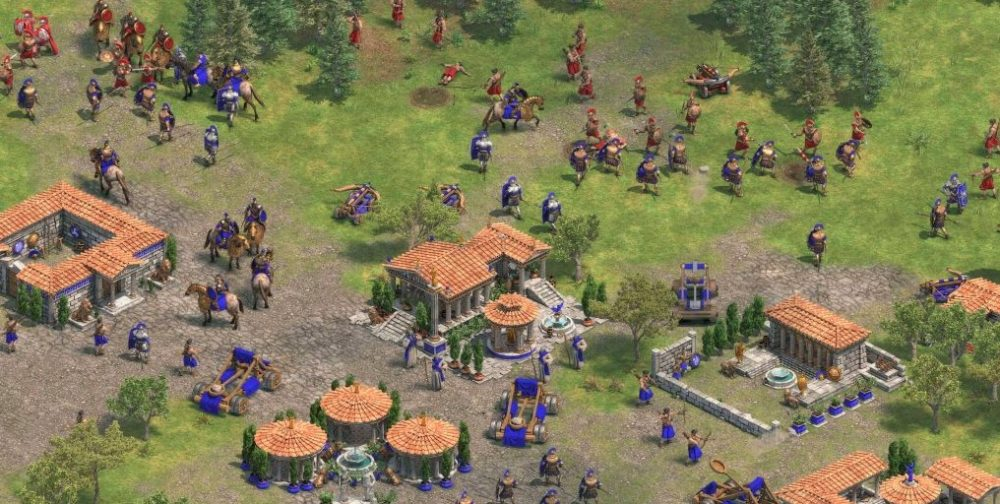 Age Of Empires 1 Free Download Game Full Version