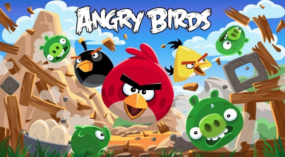 Angry Bird Game Free Download For Mobile Full Version