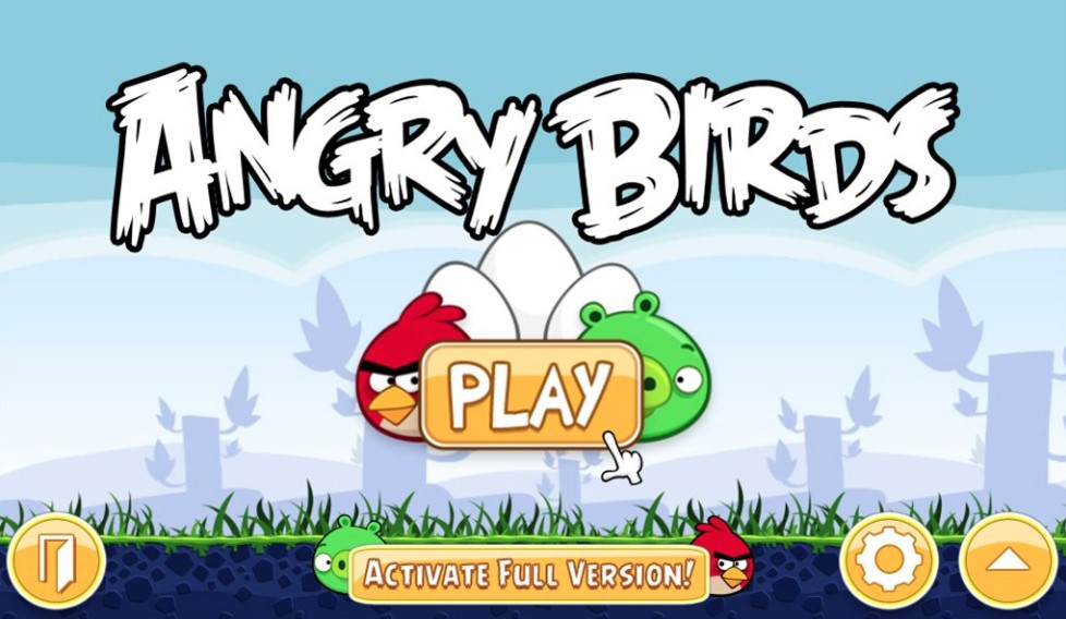 Angry Bird Game Free Download For Mobile