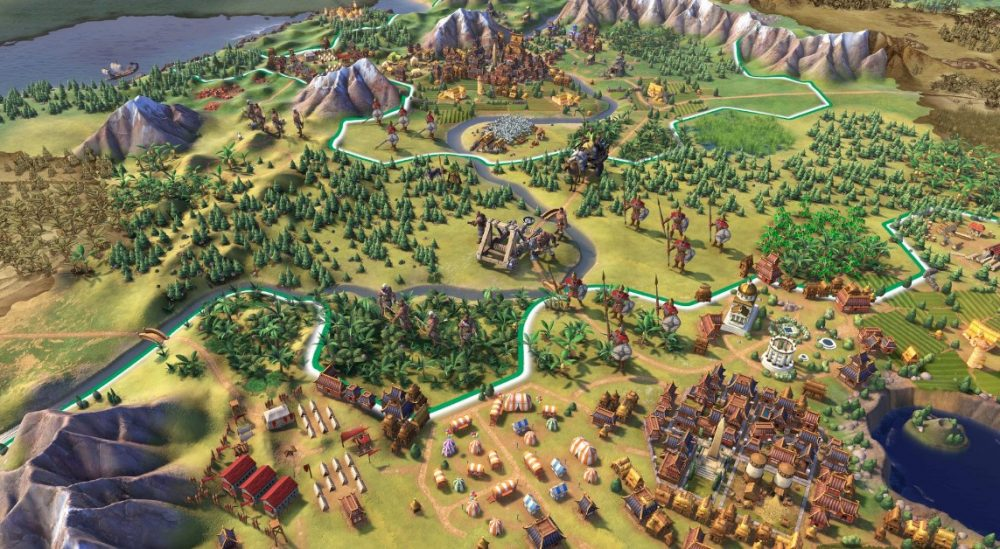 Civilization 6 Download Free Game Full Version For Pc