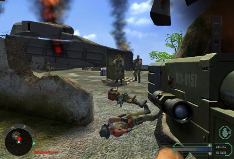 Far Cry 1 Download Full Version Free PC Game
