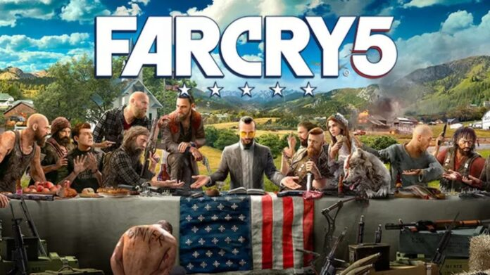 Far Cry 5 Download PC Game Full Free Version