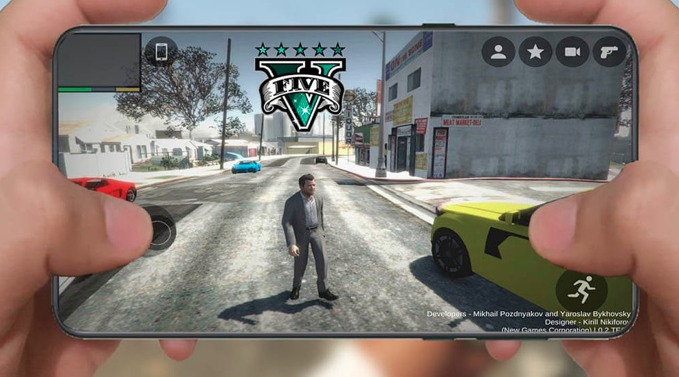 Gta 5 Game Free Download For Android Mobile 2020