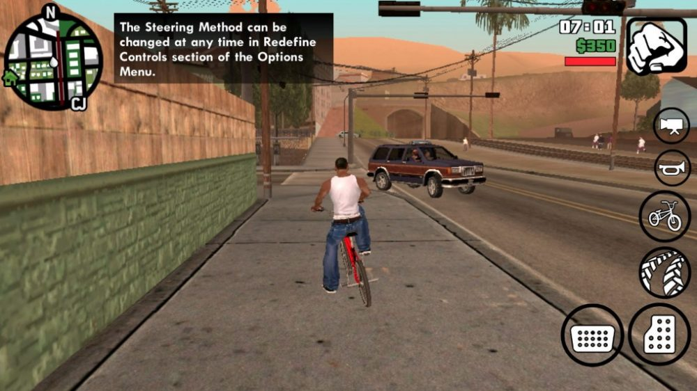 Gta San Andreas Apk Data Free Download For Android Game