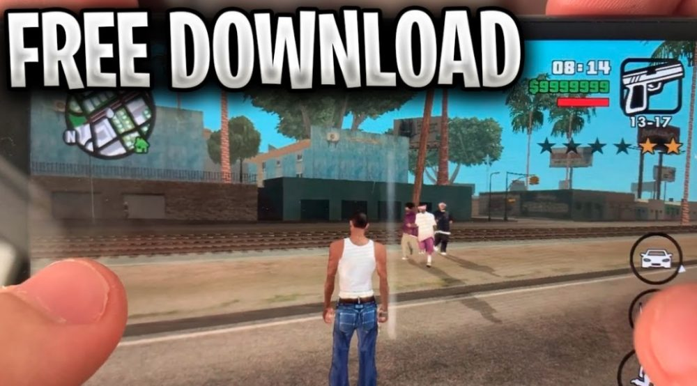 Gta San Andreas For Android 2.2 Free Download
