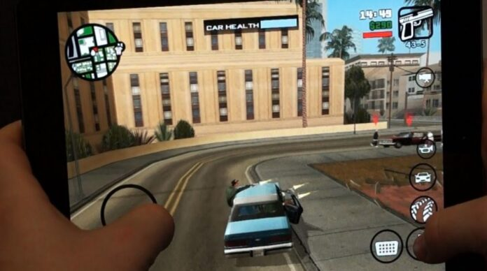 Gta San Andreas For Android 2.3 Download Game