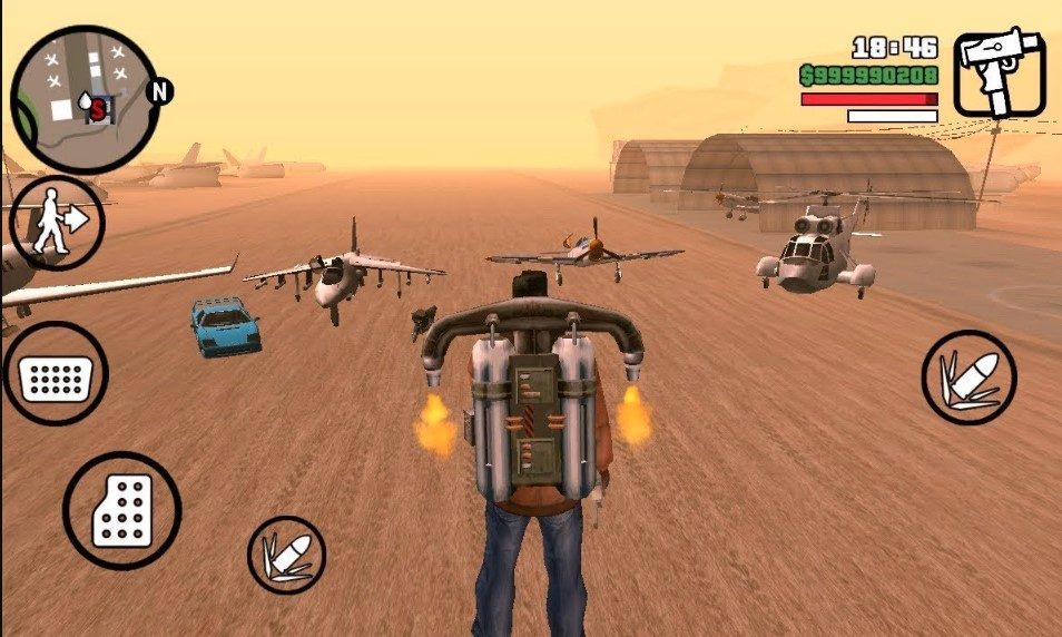Gta San Andreas For Android 2.3 Free Download
