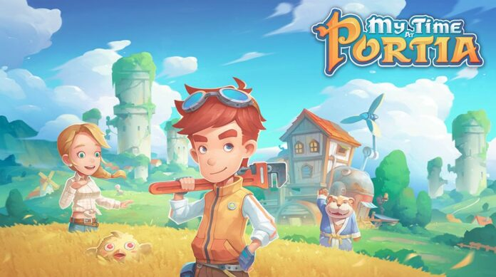 My Time At Portia Free Download Game Full Version For Pc