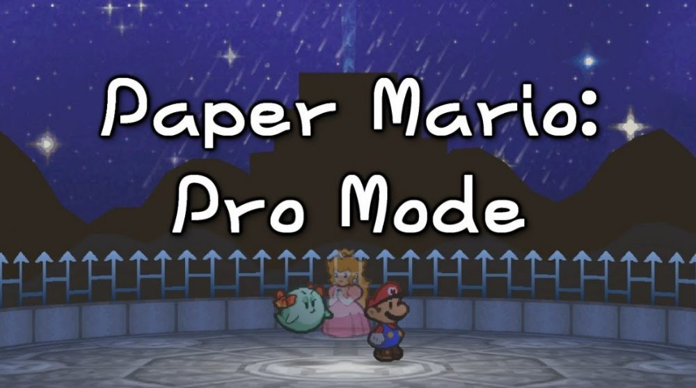Paper Mario Pro Mode Download Free PC Game Full Version