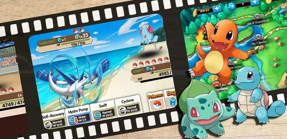 Pokemon Game Download For Mobile Free