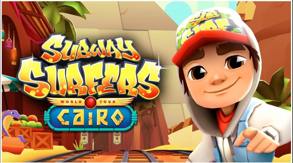Subway Surfers Game Download For Mobile Free Full version