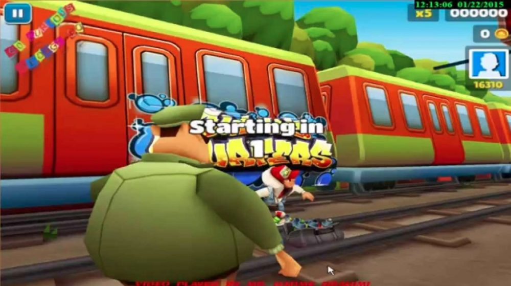 Subway Surfers Game Download For Mobile Free