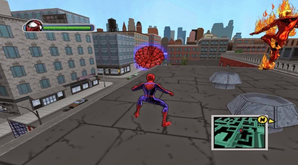 Ultimate Spiderman Pc Download Full Version Free Game