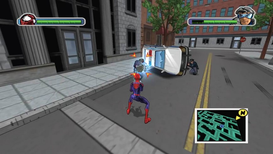 Ultimate Spiderman Pc Download Full Version Free