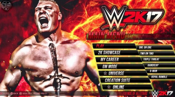 WWE 2k17 Game Download For Android Mobile