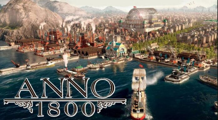 Anno 1800 Download Full Version For Pc Free Game