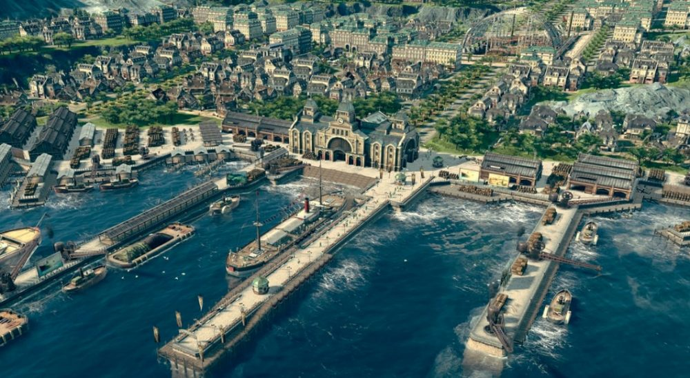 Anno 1800 Download Full Version For Pc Game