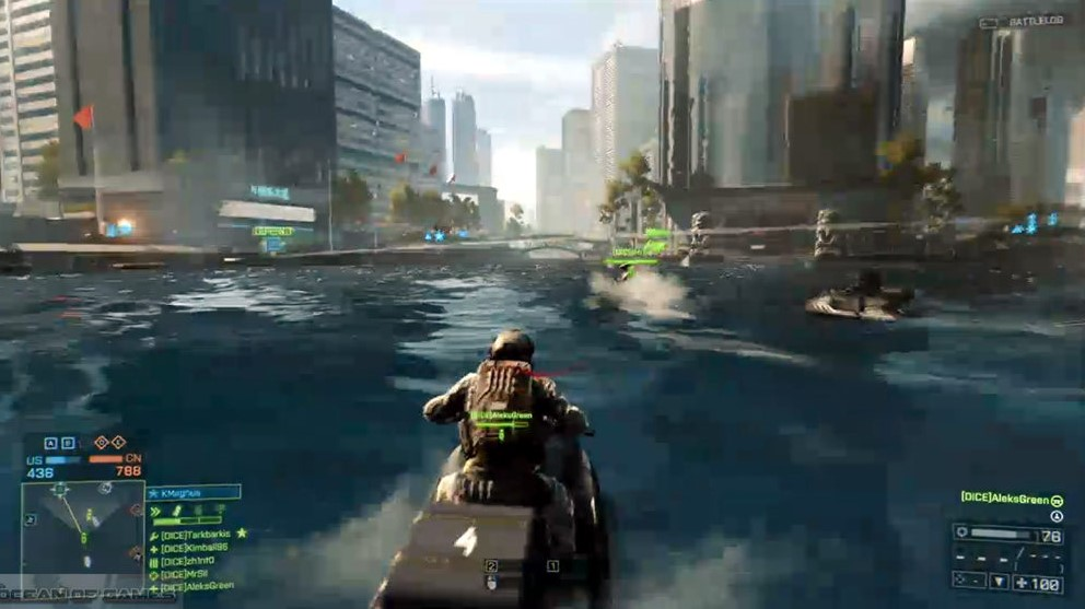 Battlefield 4 Download PC Game Free