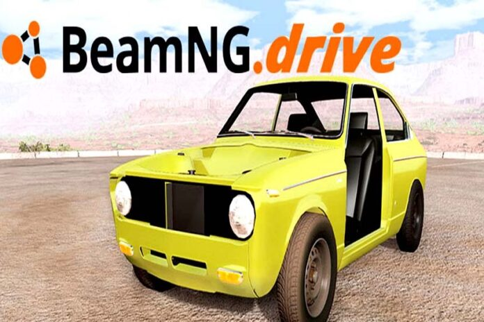 Beamng Drive Download Free PC Game Full Version
