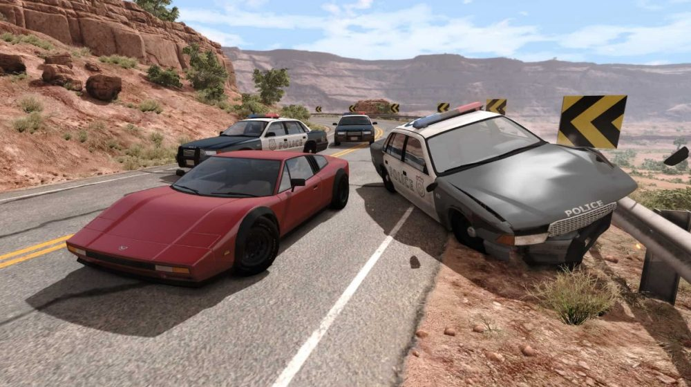 Beamng Drive Download Free PC Game