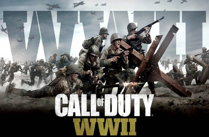 Call Of Duty WW2 Download Free PC Game Full Version