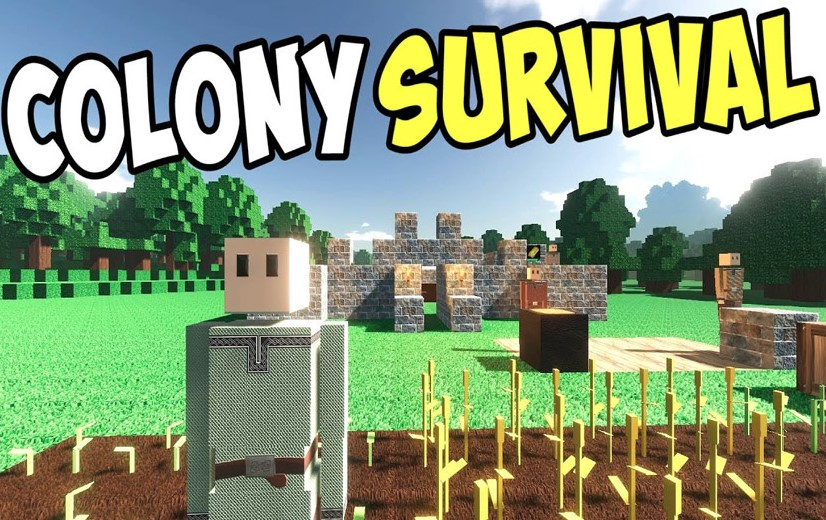 Colony Survival Download Free Game Full Version For Pc