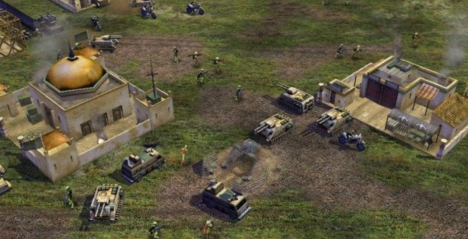 Command And Conquer Generals Download Free Pc Game