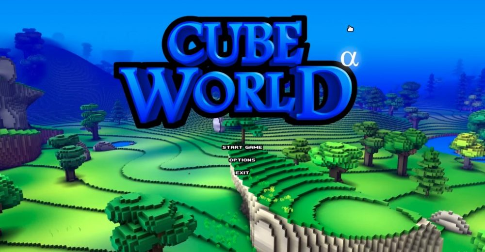 Cube World Download Game Full Version Free For Pc