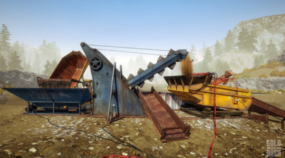 Gold Rush The Game Download PC Free