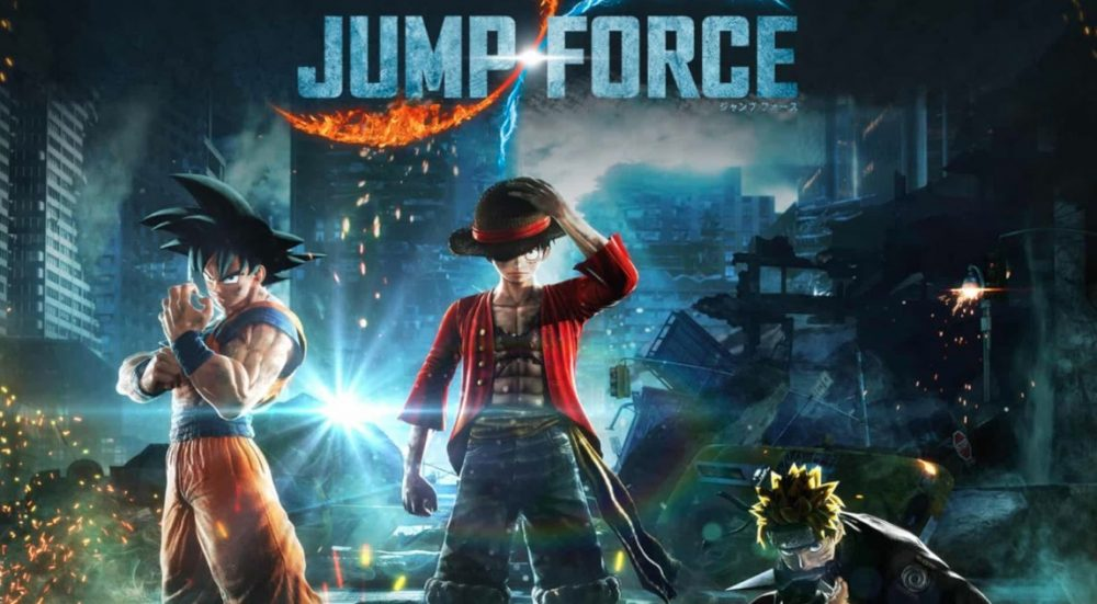Jump Force Pc Download Free Full Version Game