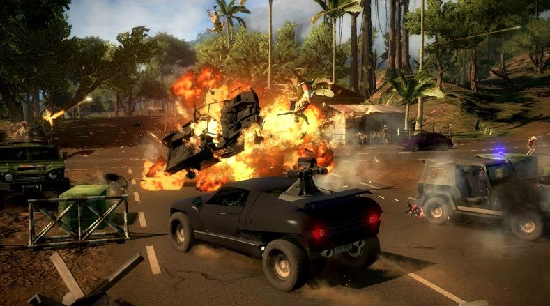 Just Cause 2 Download Free Game Full Version