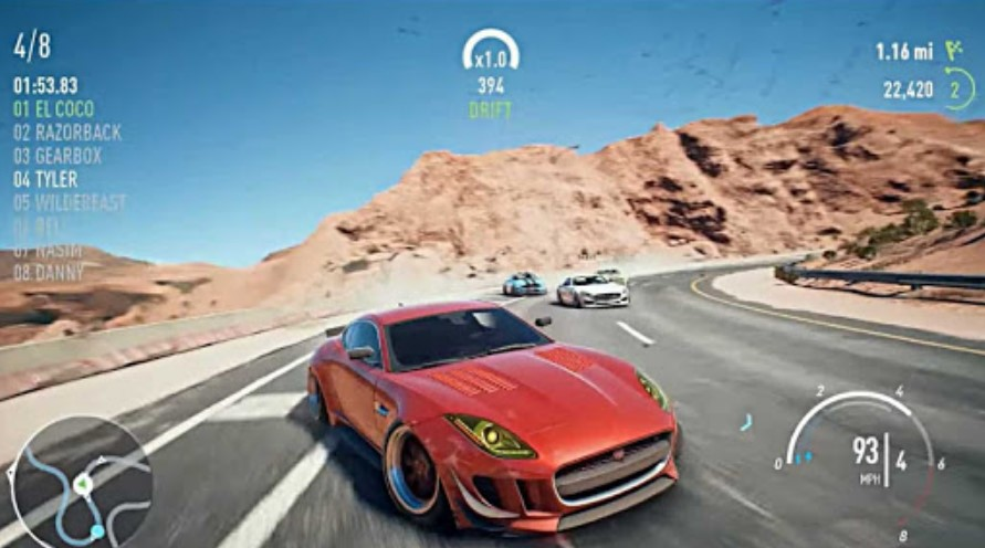 Need For Speed Payback Download Free PC Game
