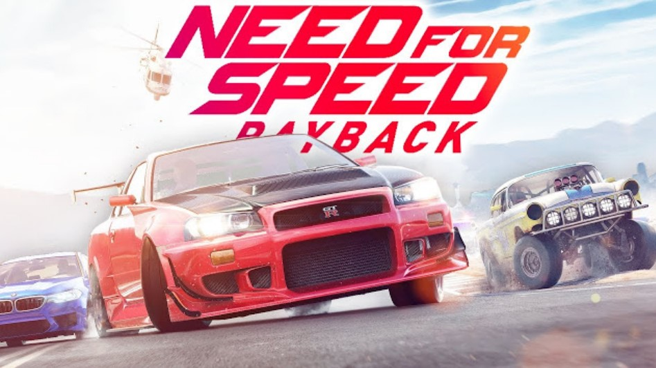 Need For Speed Payback Download Free PC Game Full Version