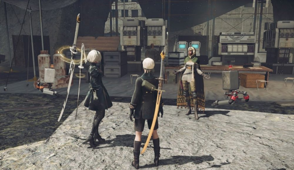 Nier Automata Pc Download Full Version Game