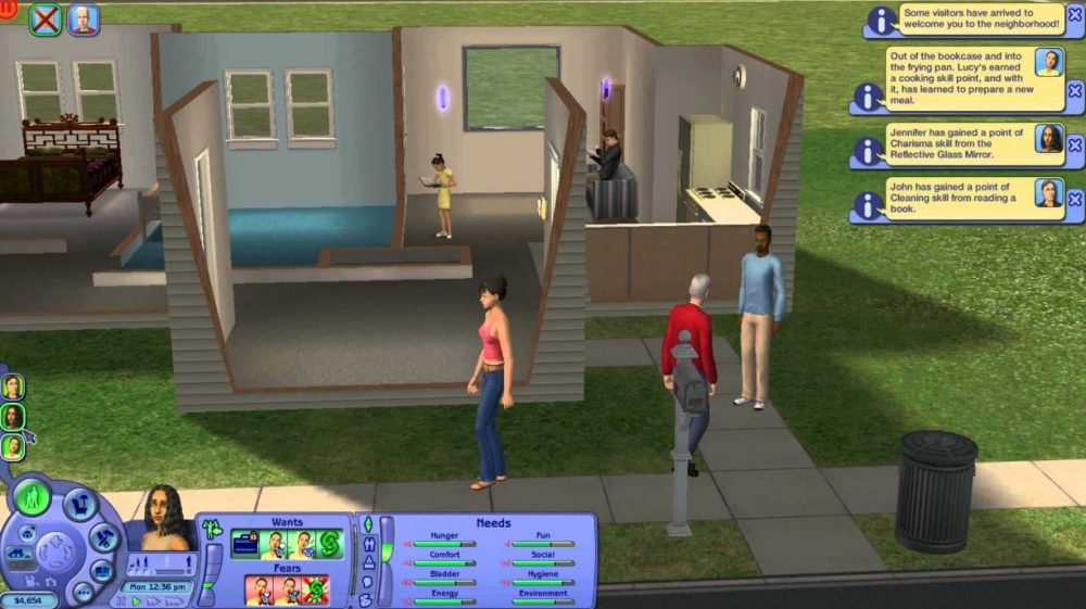 Sims 2 Free Download PC Game