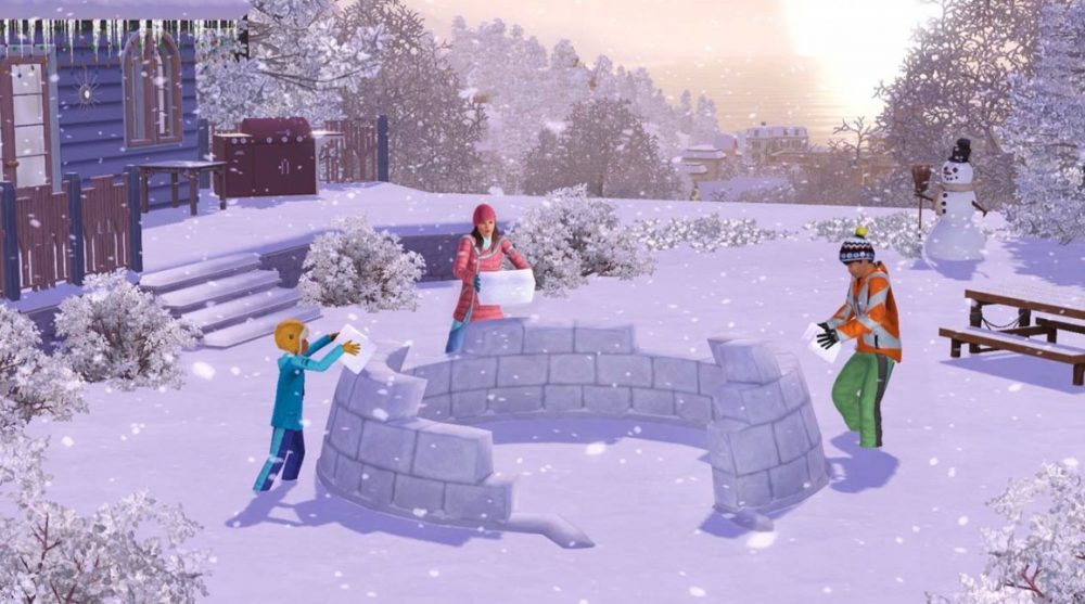 Sims 3 Seasons Download Full Version Free For Pc Game