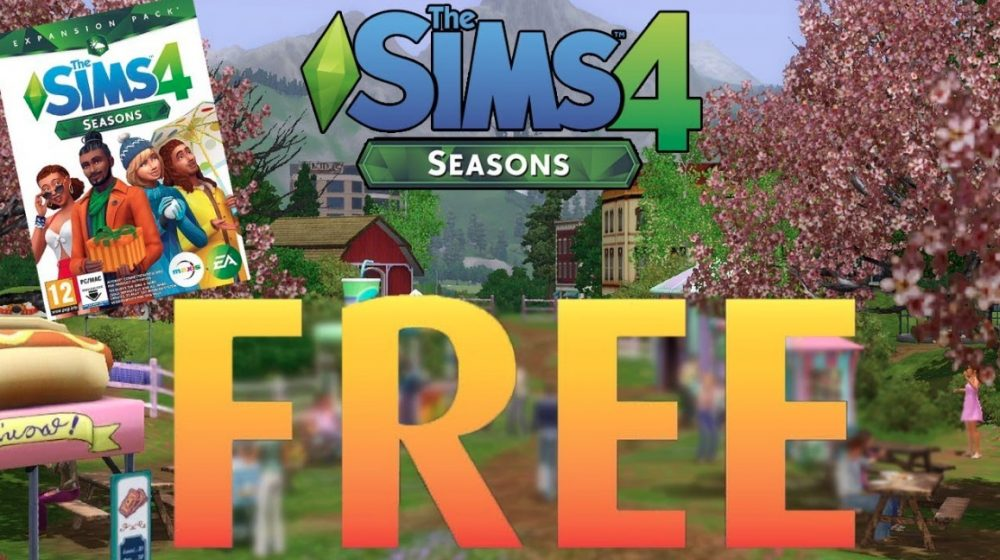 Sims 4 Seasons Download Full Version For Pc Free Game
