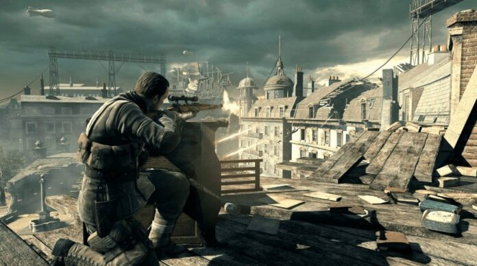 Sniper Elite Download For Pc Full Version Free Game