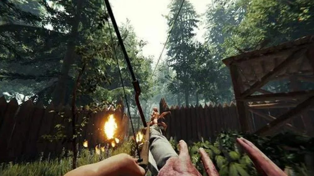 The Forest Download PC Game Free