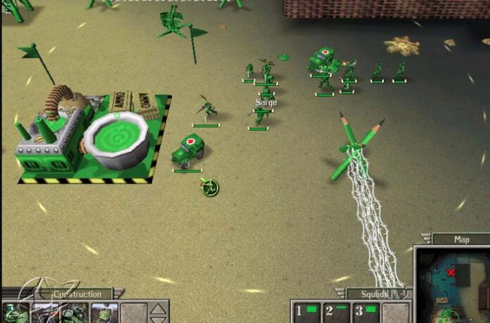 Army Men Rts Download Game Free full Version