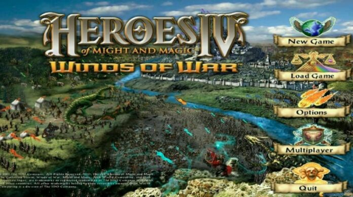 Heroes Of Might And Magic 4 Download Free Full Version For Pc Game