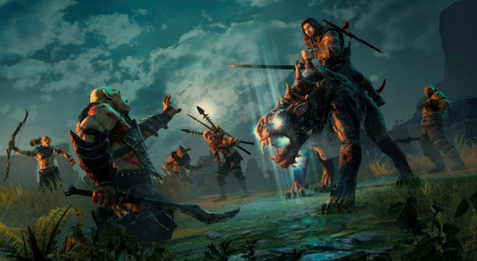 Middle Earth Shadow Of War Download Free Game