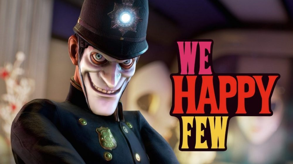 We Happy Few Download PC Game Free Full Version
