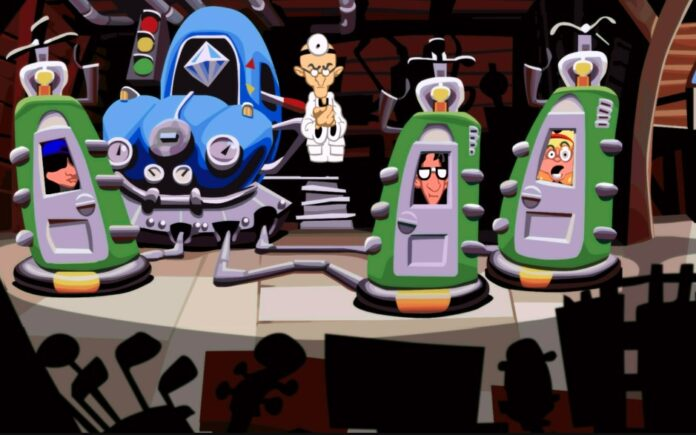 Day Of The Tentacle Download Full Version For Pc Free Game