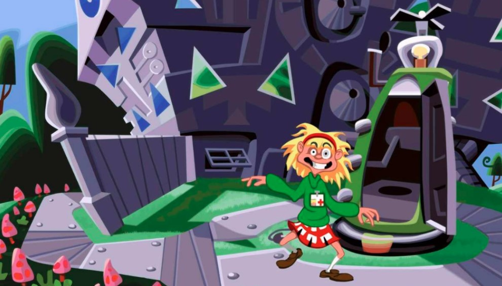 Day Of The Tentacle Download Full Version For Pc Free
