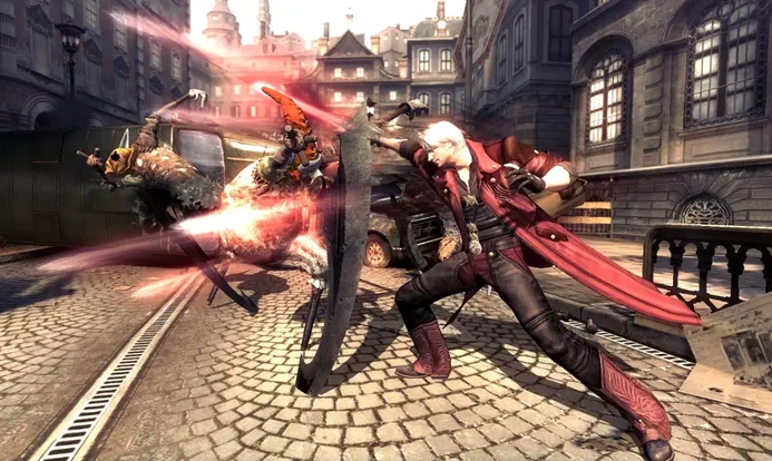 Devil May Cry 4 Pc Download