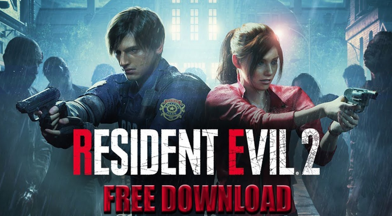 Resident Evil 2 Remake Pc Download 2020