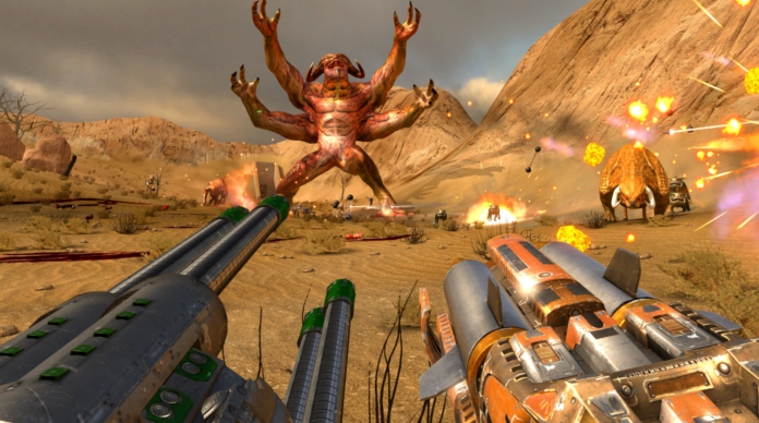 Serious Sam The First Encounter Download