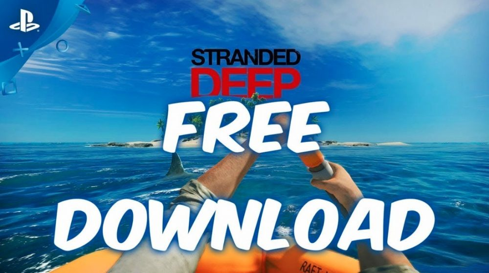 Stranded Deep Download Full Version Free For Pc Game