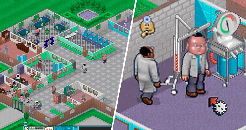 Theme Hospital Download Free Full Version For Pc Game
